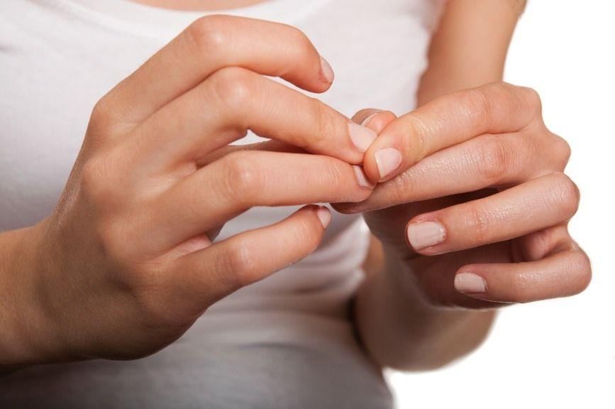 problemas uñas