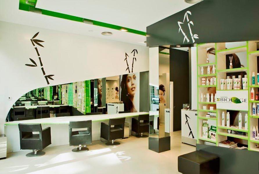 salón de peluquería David Künzle