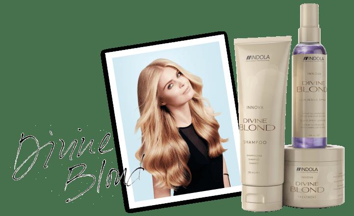 divine blond de indola