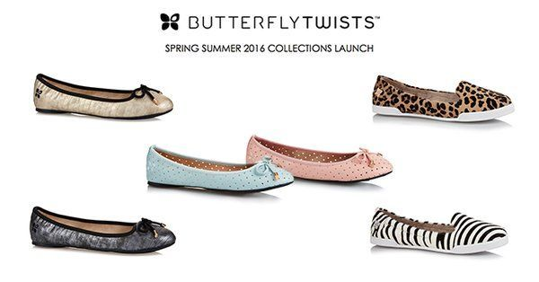 butterfly twists, primavera verano 2016