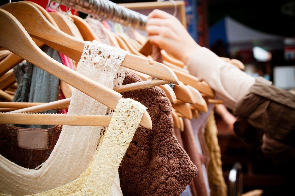vender y comprar ropa de segundamano