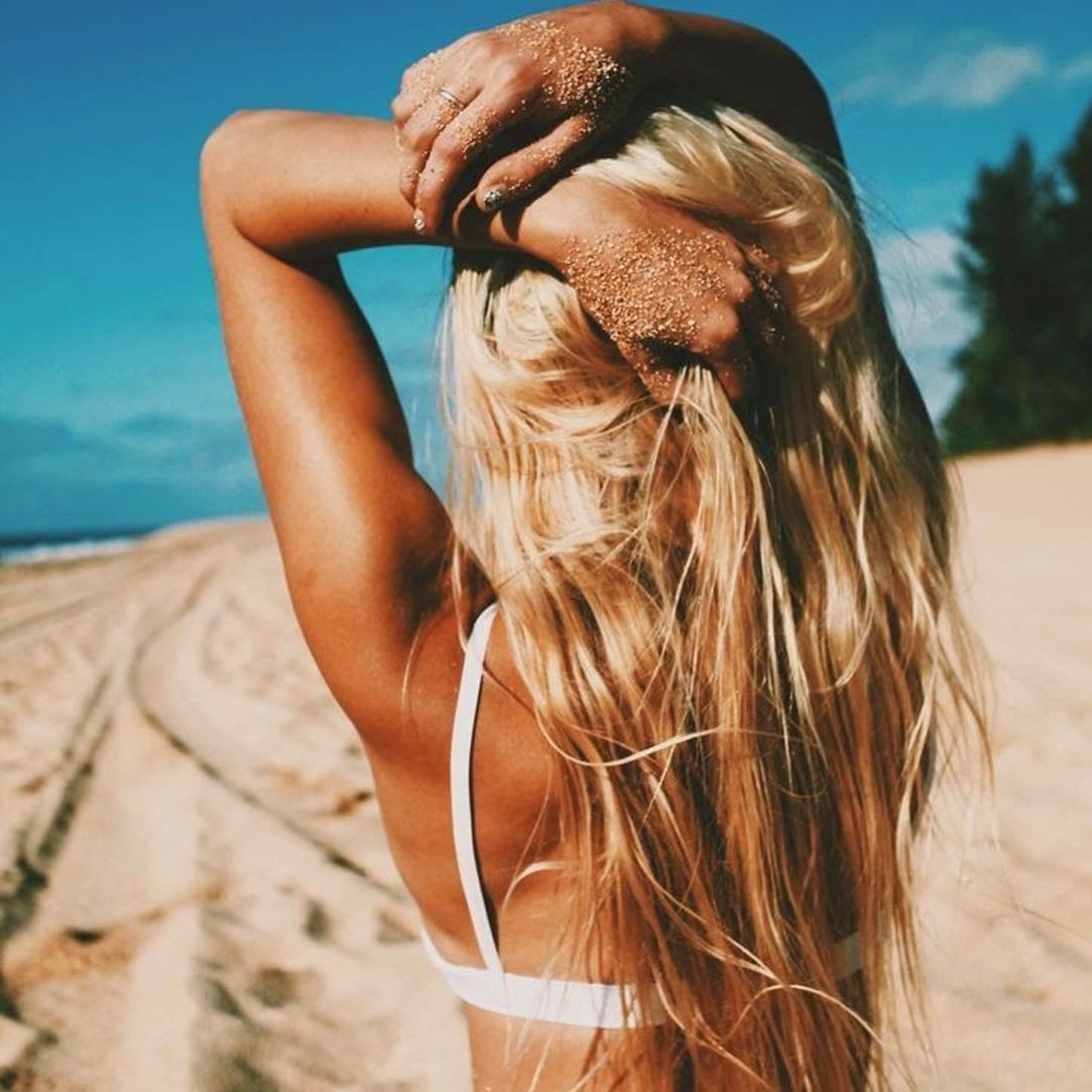 consejos proteger cabello sol