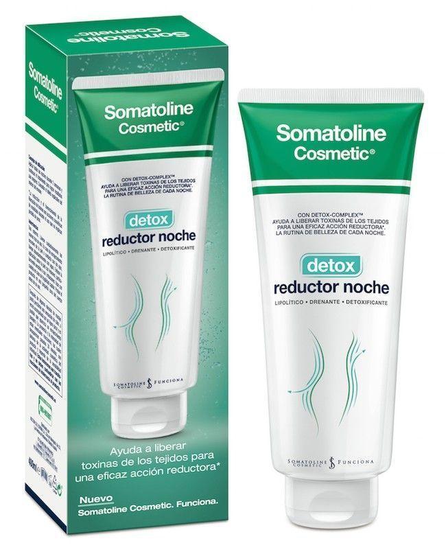 somatoline detox reductor noche