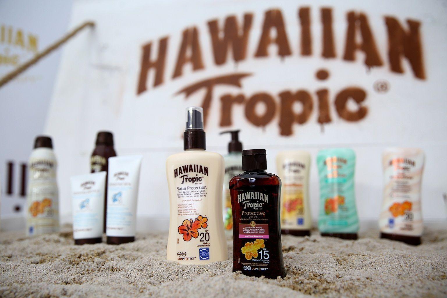 hawaiian tropic novedades