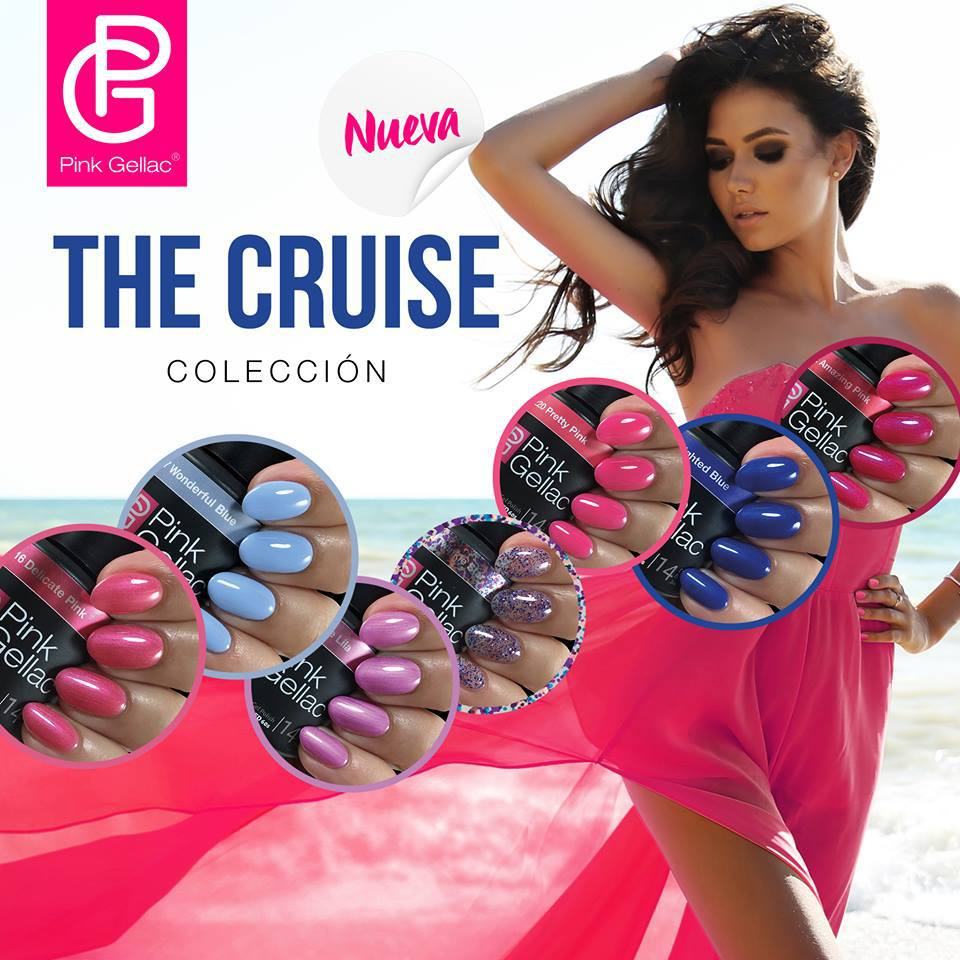 Pink Gellac The Cruise tonos