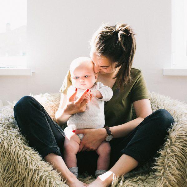 cuidado orgánico para mamás y bebés