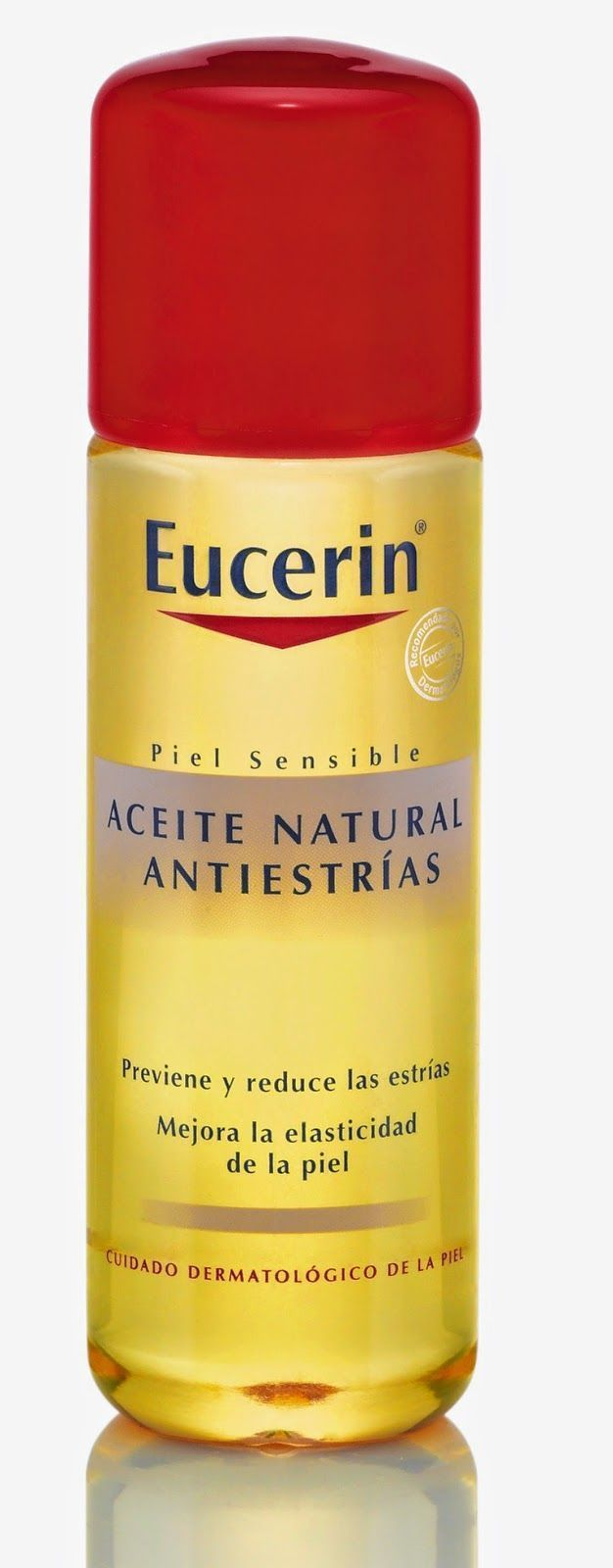 hidratación, aceite natural antiestrías, eucerin