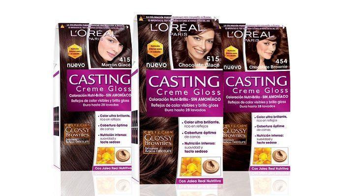 casting crème gloss, l'oreal