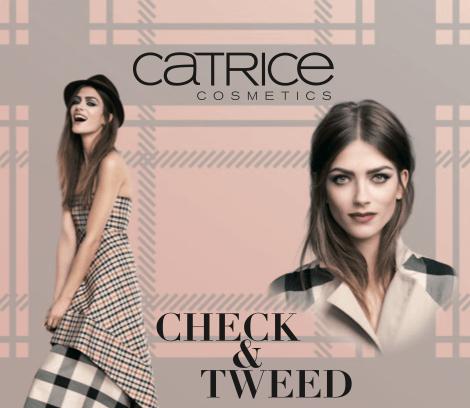CATRICE, Cheek and Tweed, edición limitada, maquillaje, otoño 2014