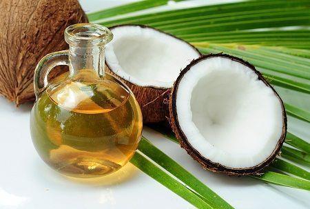 oil pulling, enjuagarse la boca aceite de coco