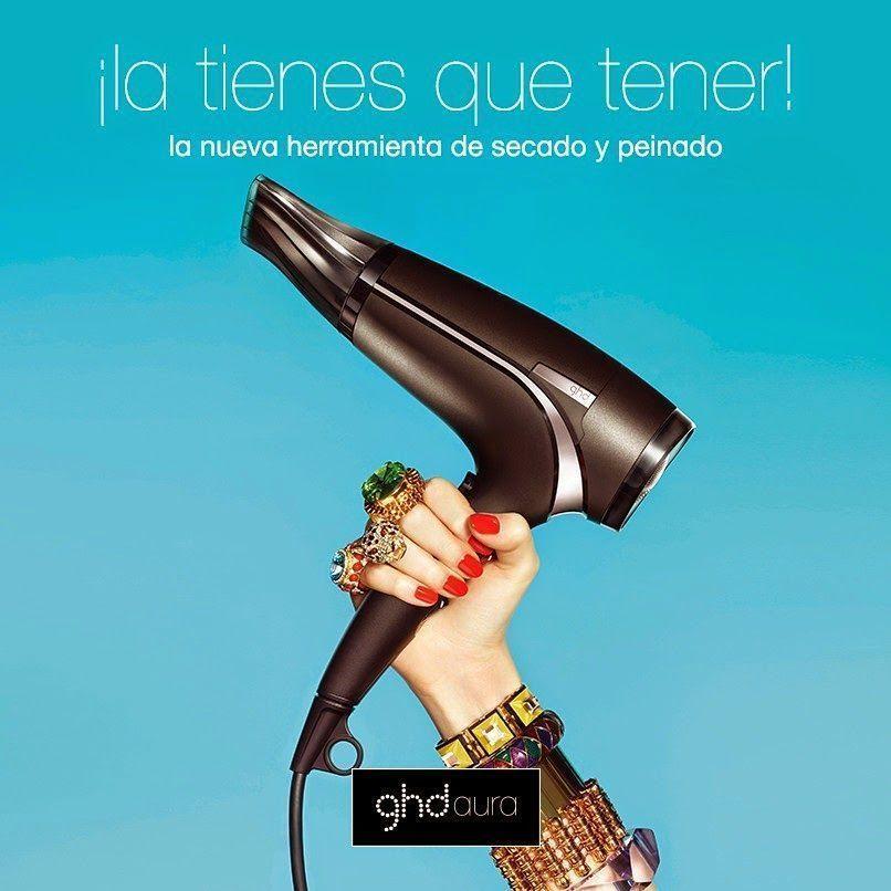 cabello, ghd aura, secador, ghd