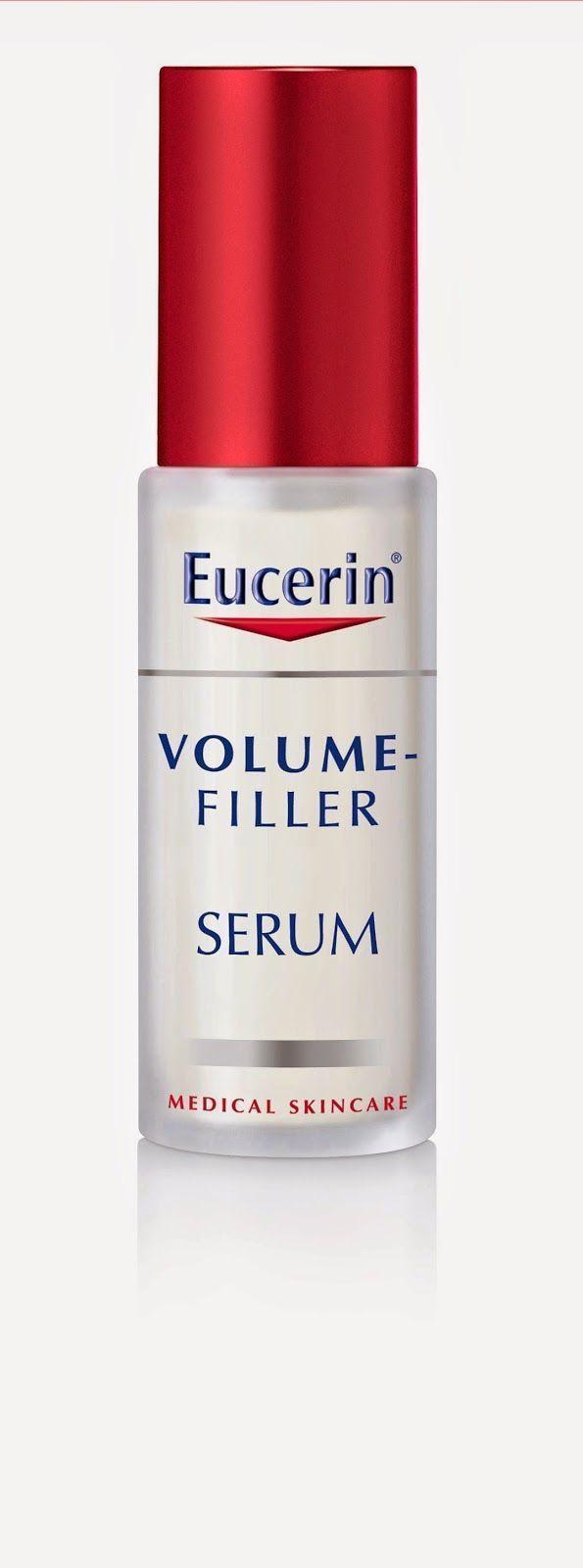 volume filler serum de eucerin un 10 en belleza. Black Bedroom Furniture Sets. Home Design Ideas