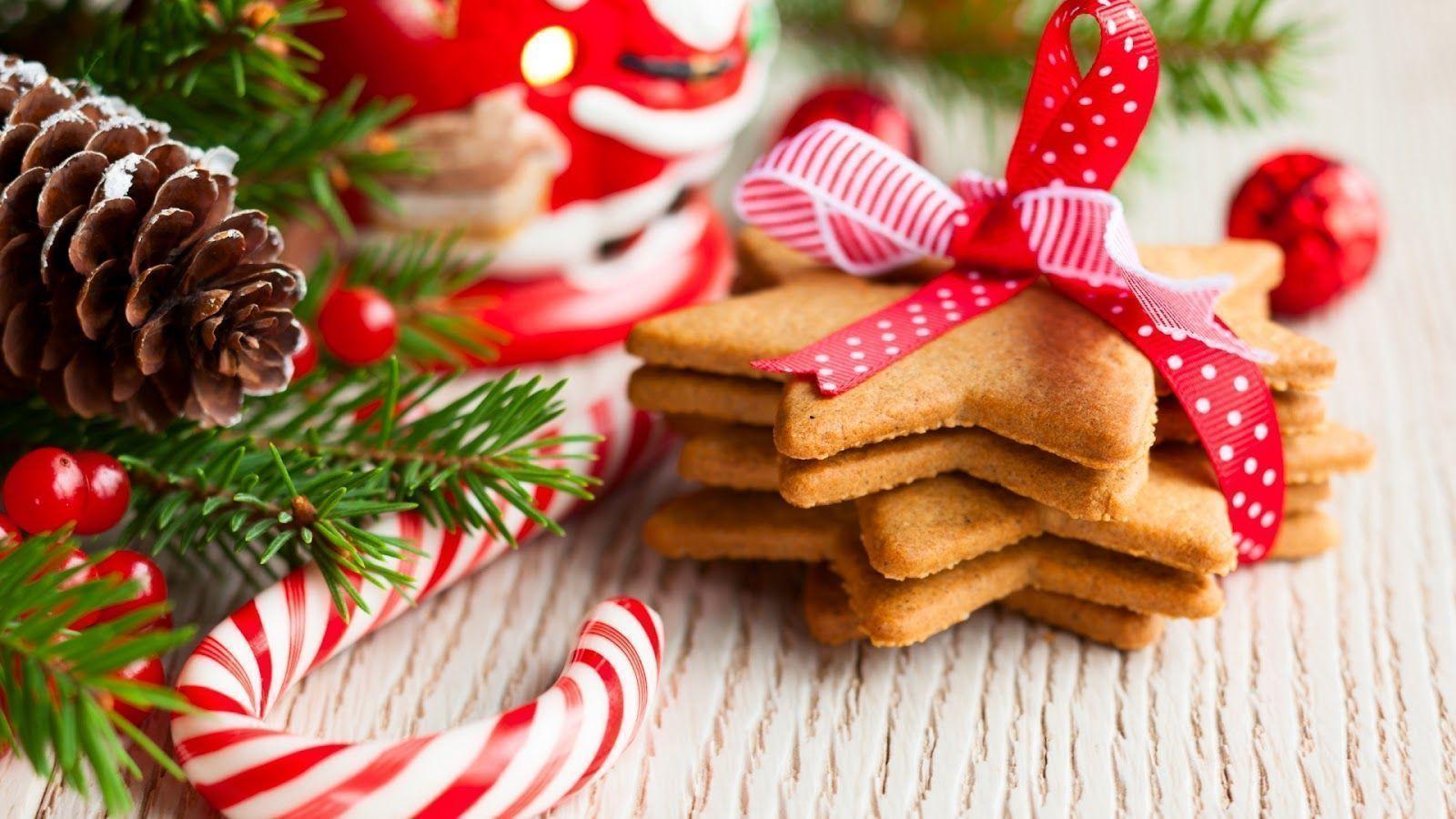 adornos navidad, galletas