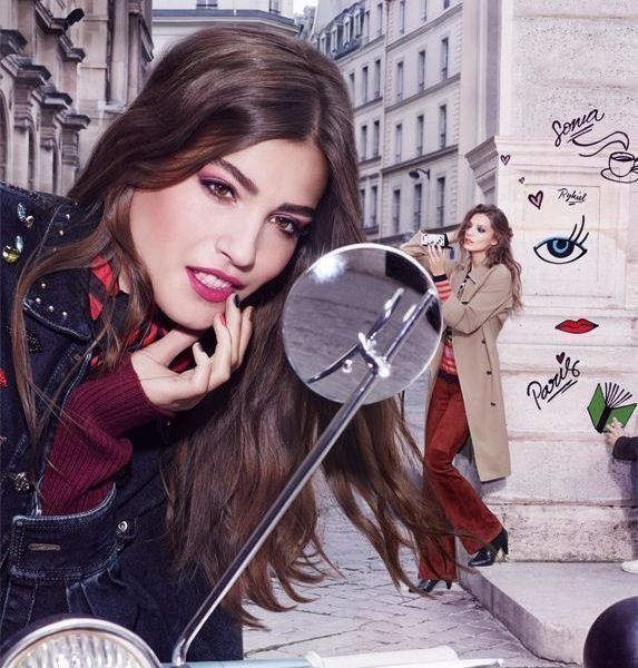sonia rykiel x lancôme moda y maquillaje