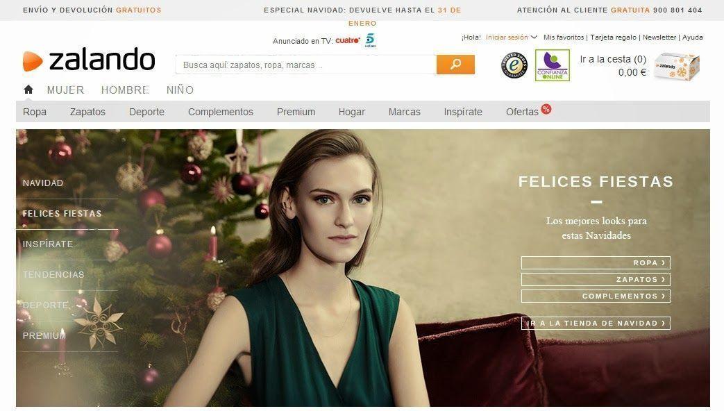 Escogiendo look para Nochevieja en Zalando 55da9a78353e