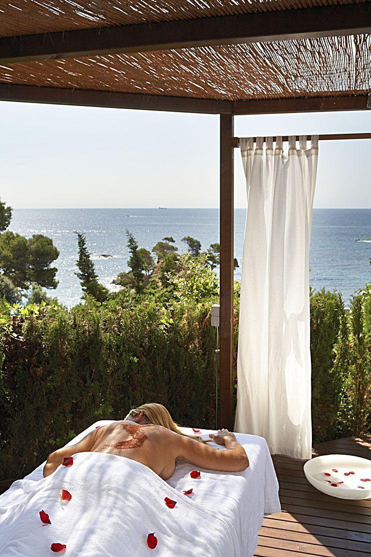spa, mar mediterráneo, hotel silken park san jorge, girona
