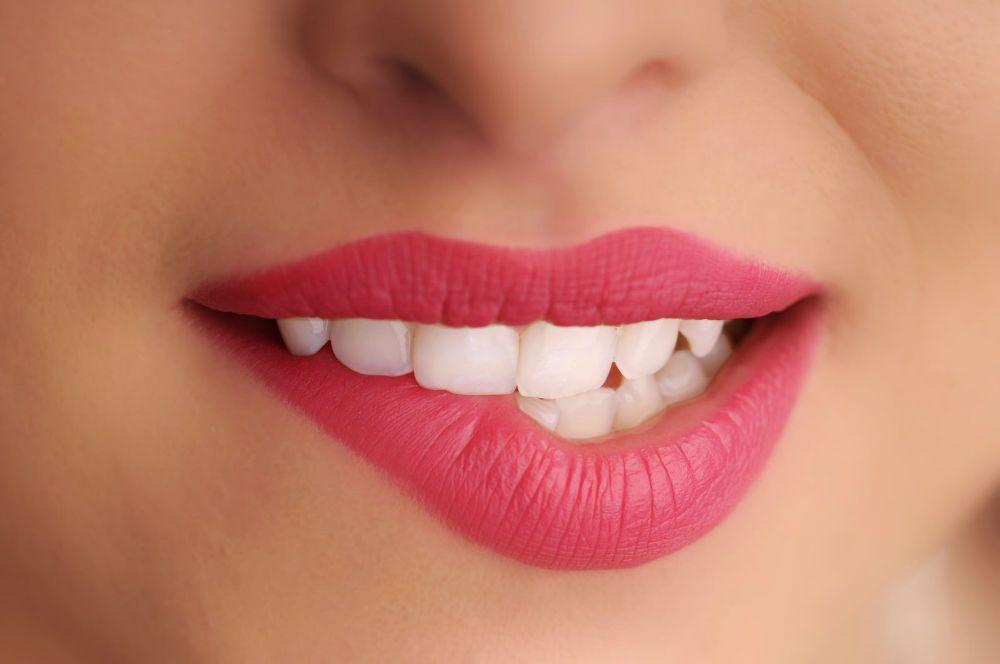 moder los labios