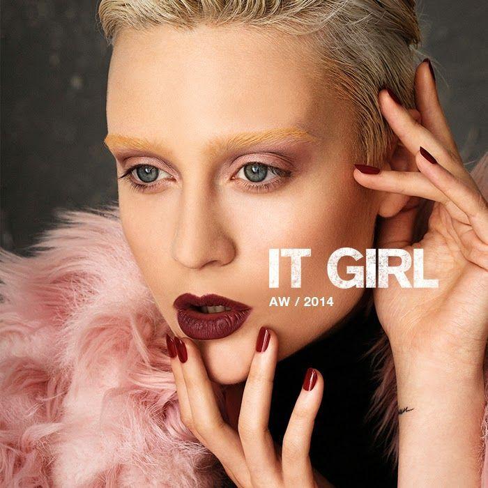 lola make up, it girl, look, studio 54