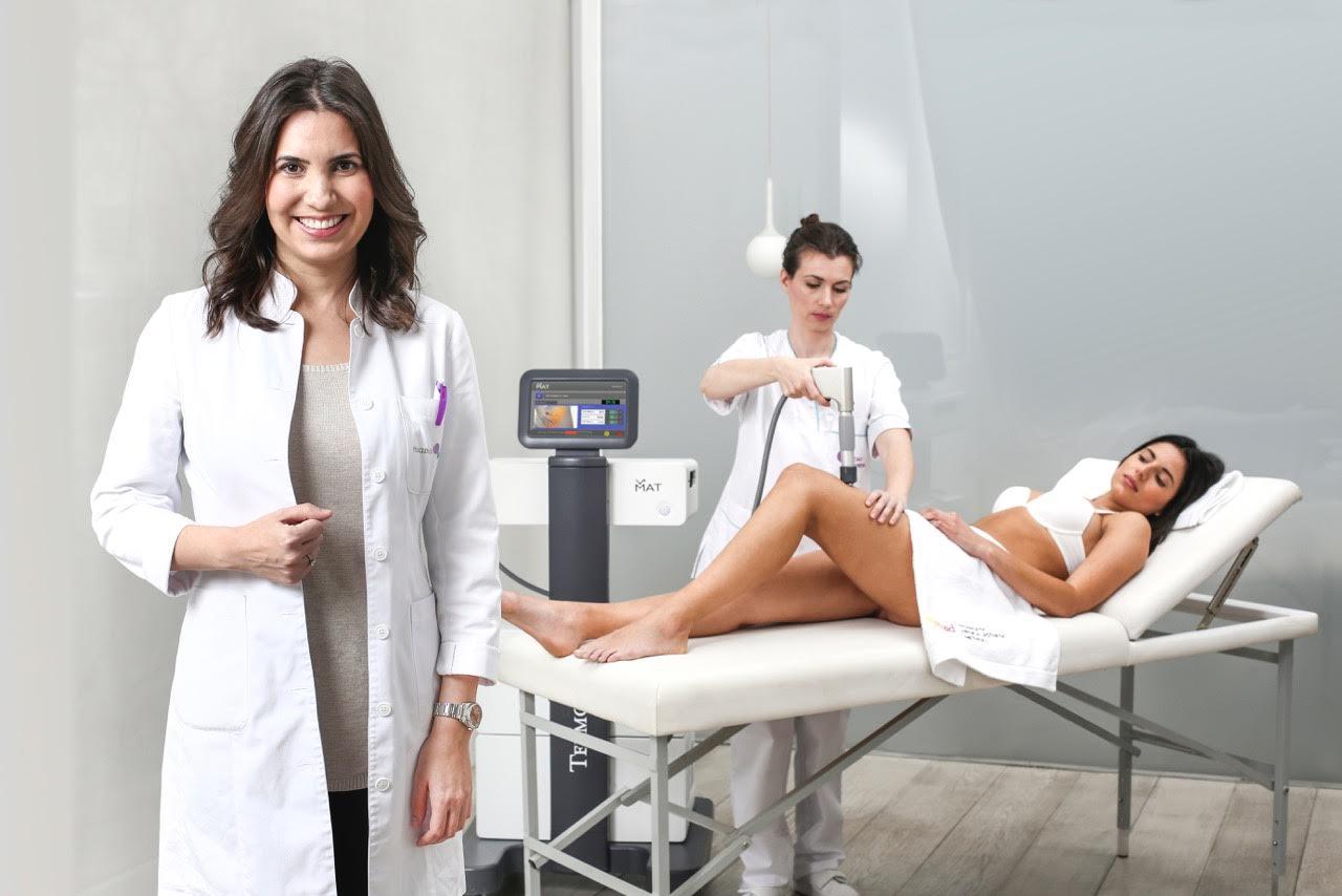 Perfect Bodytech System, Centro Médico-Estético Felicidad Carrera, Leticia Carrera
