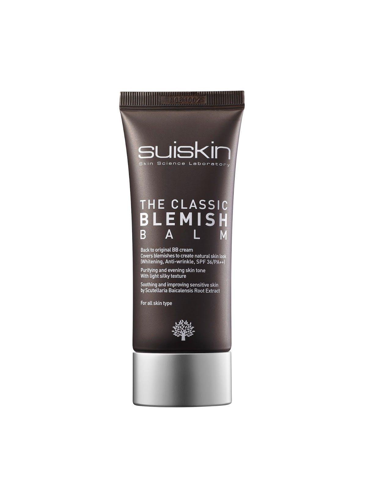 the classic blemish balm, suiskin