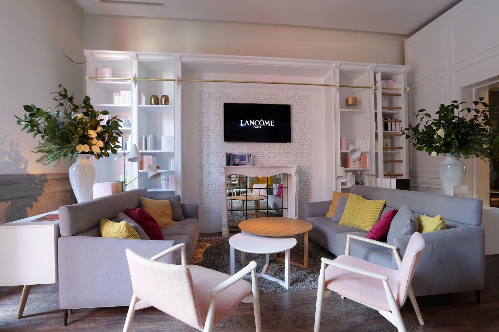 IV edición maison lancôme