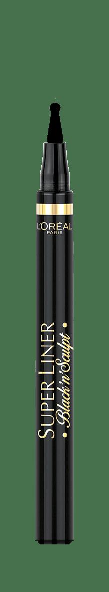 Superliner black'n'sculpt, L'oreal París