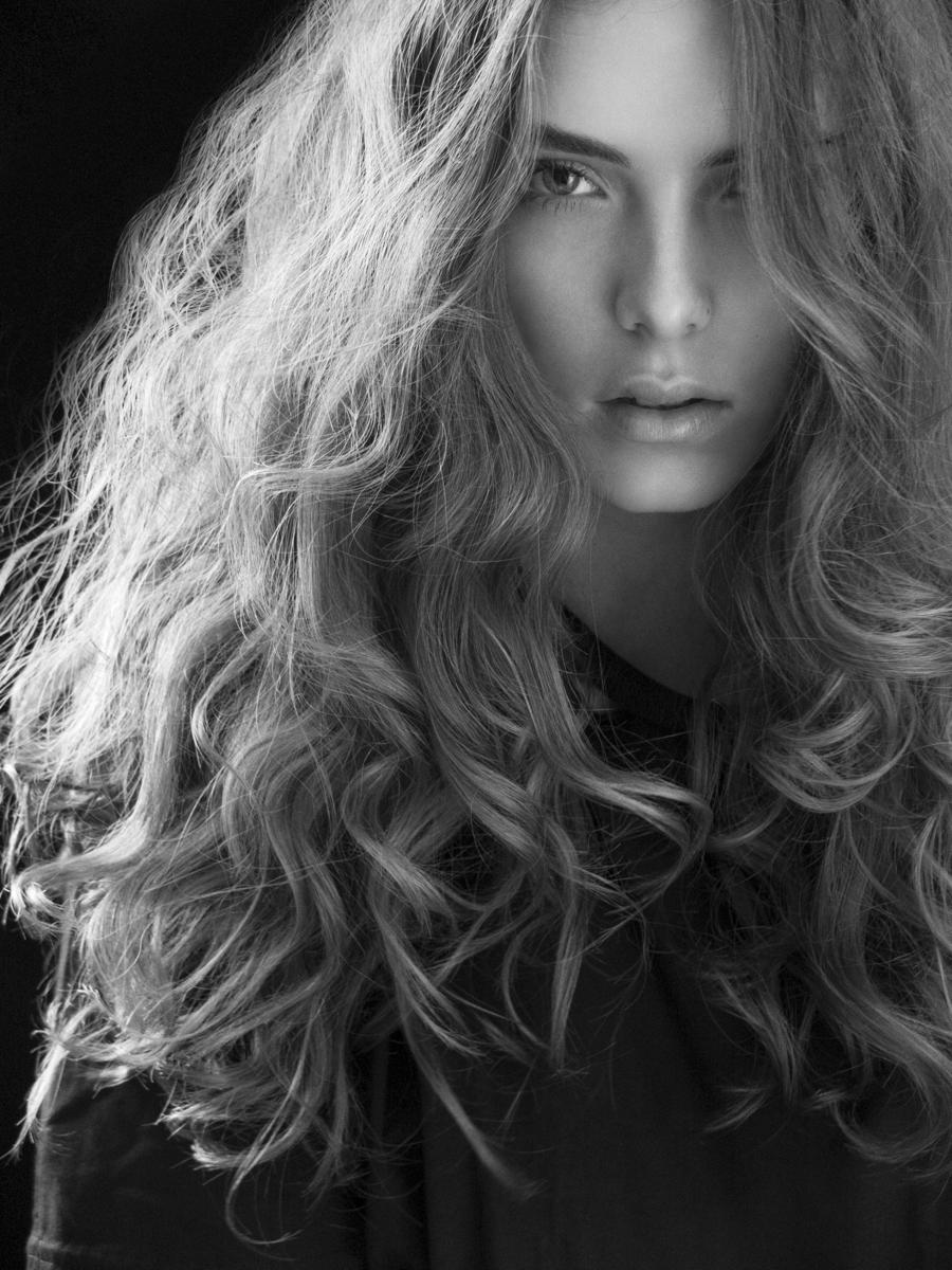 cabello, efecto playero