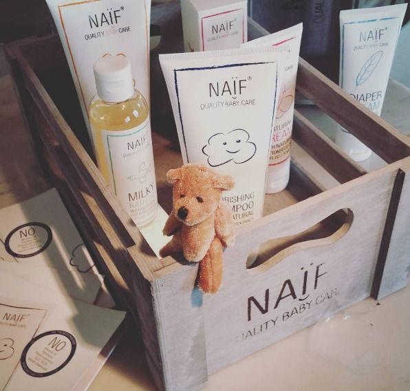 nïf cuidado natural piel bebes