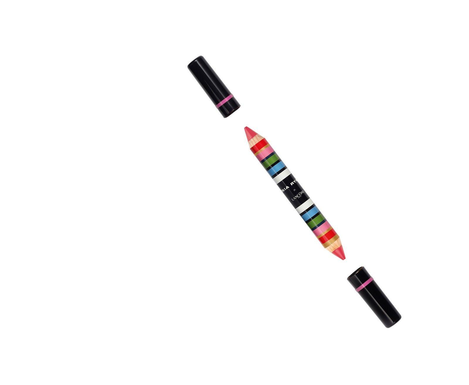 Sonia Rykiel x Lancôme, parisian lips le crayon
