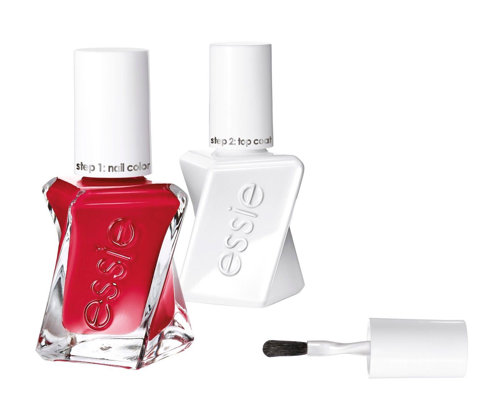 Así es Gel Couture, lo nuevo de essie - Un 10 en belleza
