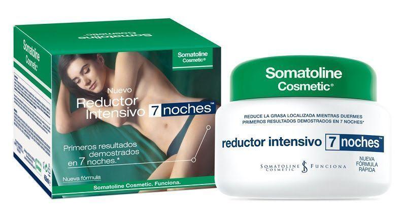 reto somatoline, somatoline cosmetics, somatoline, reductor intensivo 7 noches