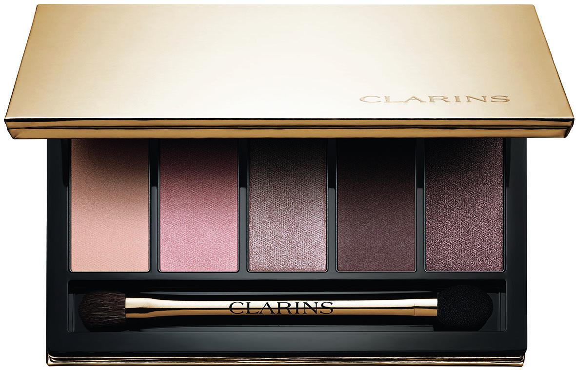 clarins, pretty day, palette