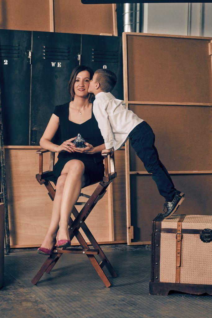sesión fotos clarins día de la madre