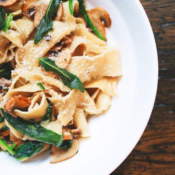 carbohidratos plato pasta