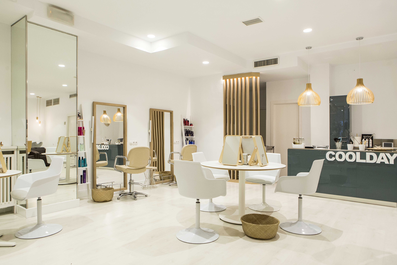 salón de peluquería Coolday