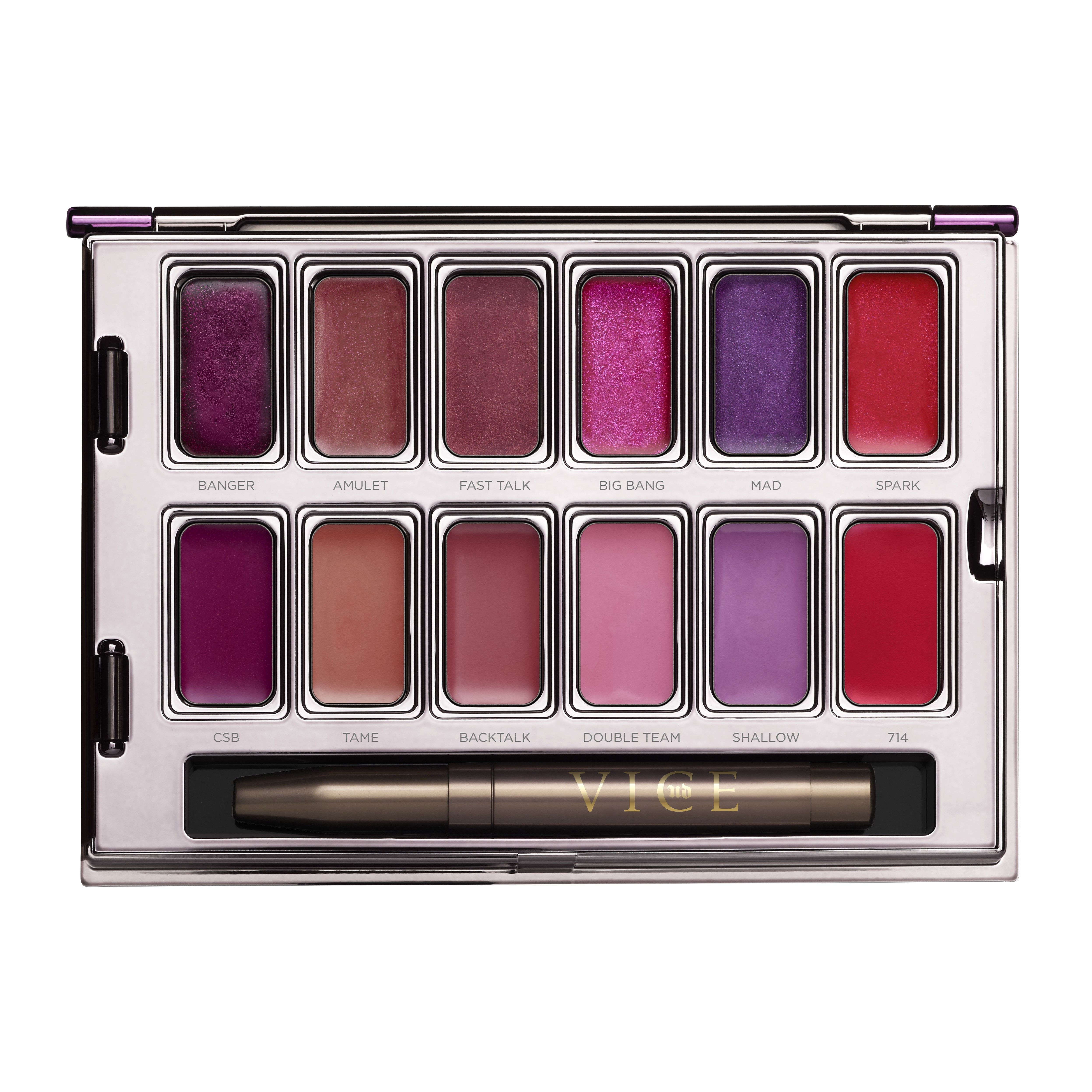 Urban Decay Vice Lipstick Palette (Full Size)