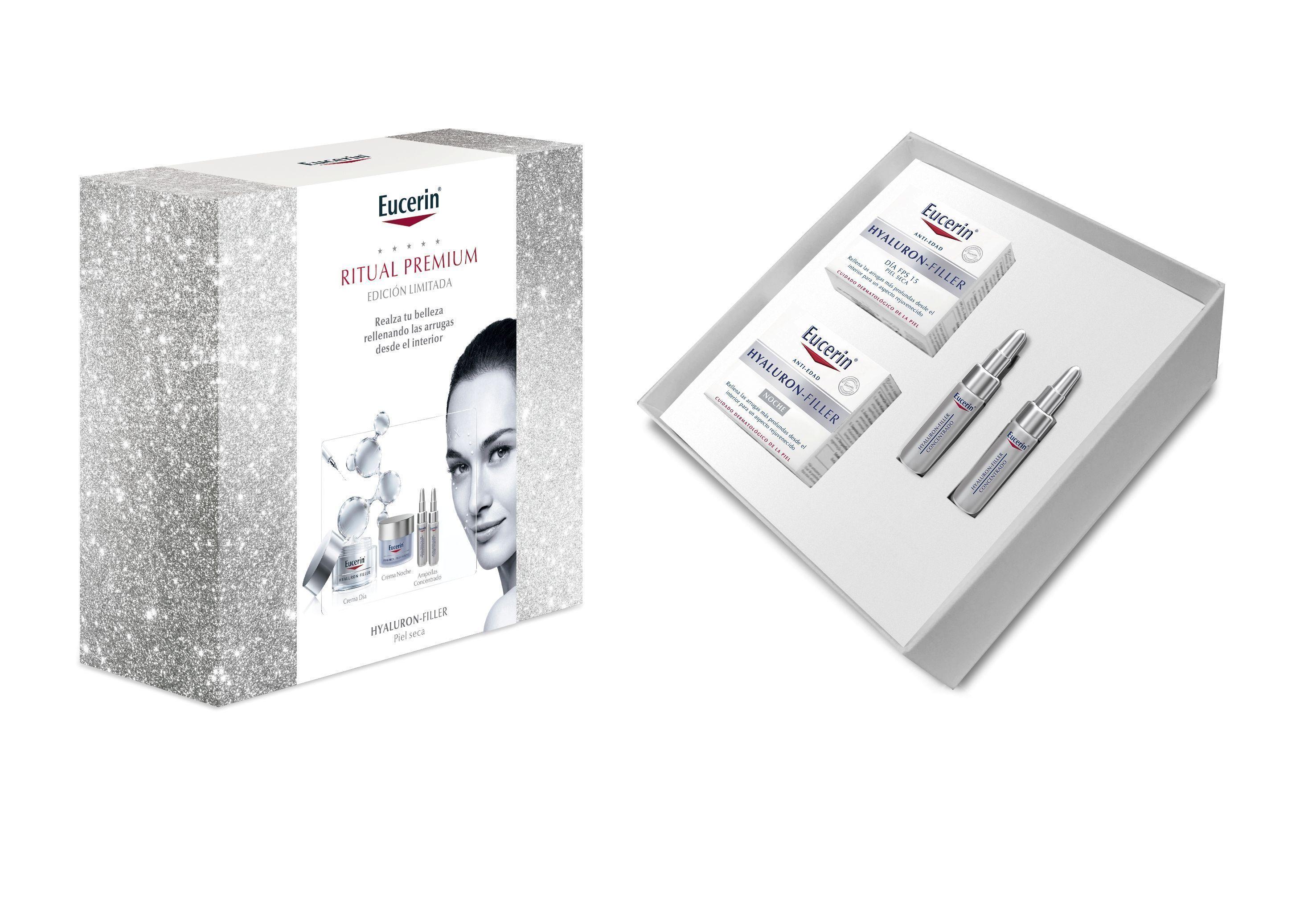 EucerinRitual Premium Hyaluron Filler pieles secas