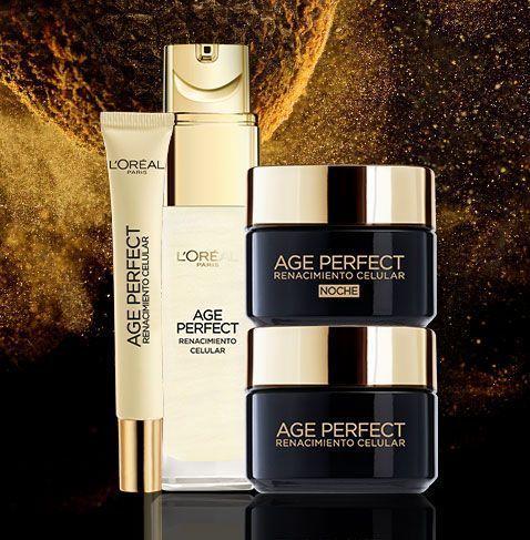 age perfect renacimiento celular cuidado de la piel