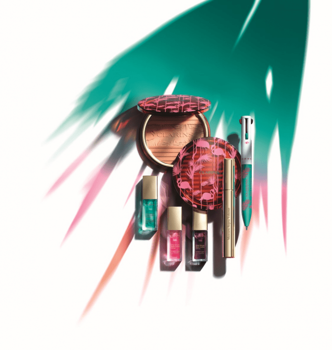 brisa de verano nueva colección de maquillaje de Clarins