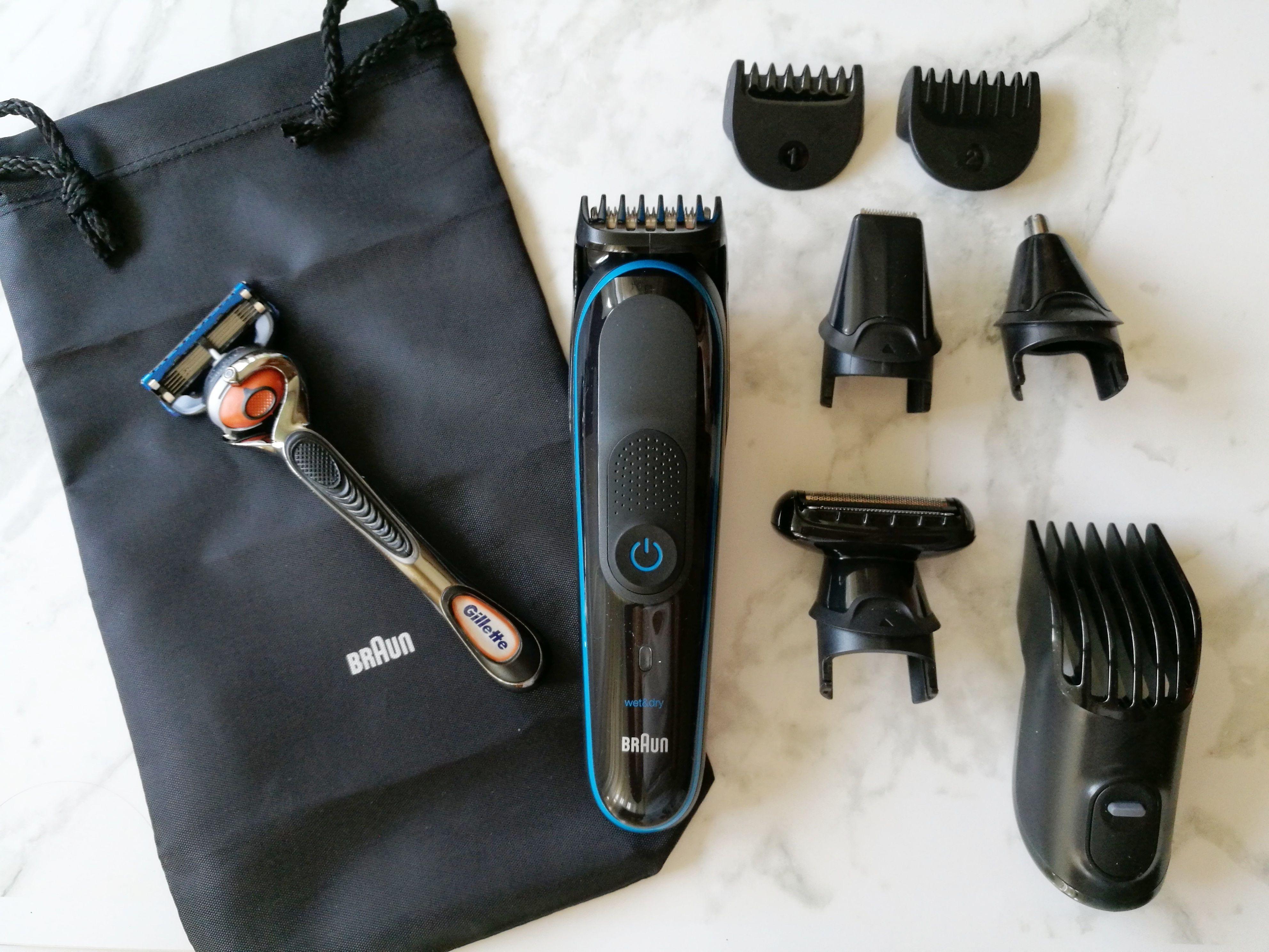 set de afeitado multifunción MGK3080 de Braun