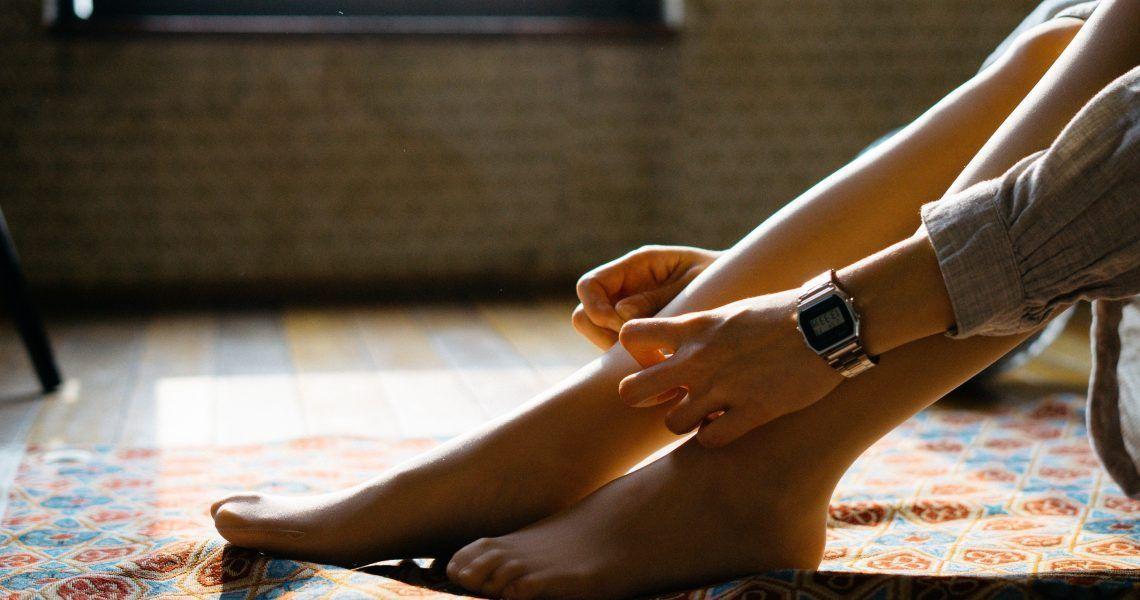 Cómo combatir las piernas cansadas