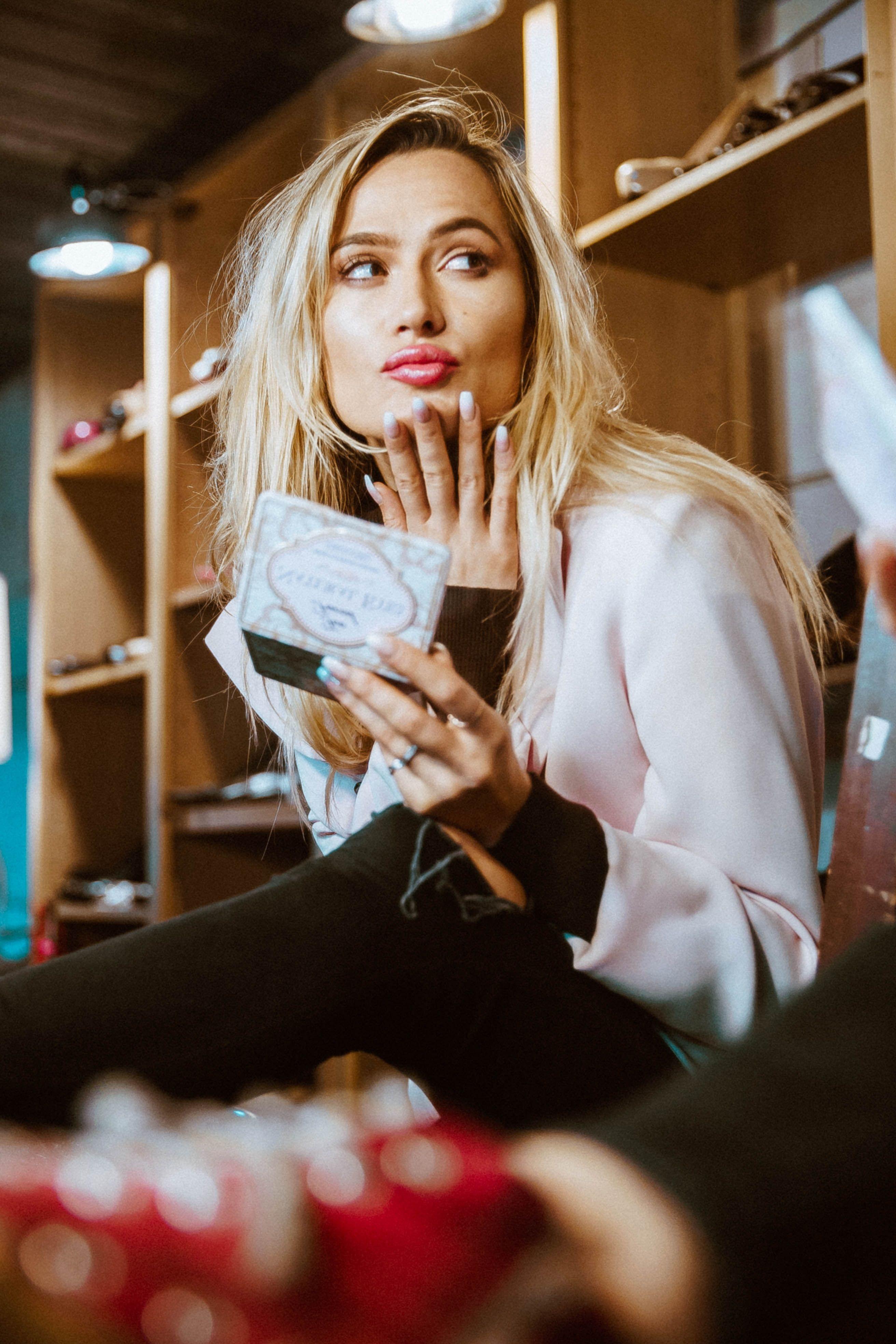 cómo elegir el tono de maquillaje