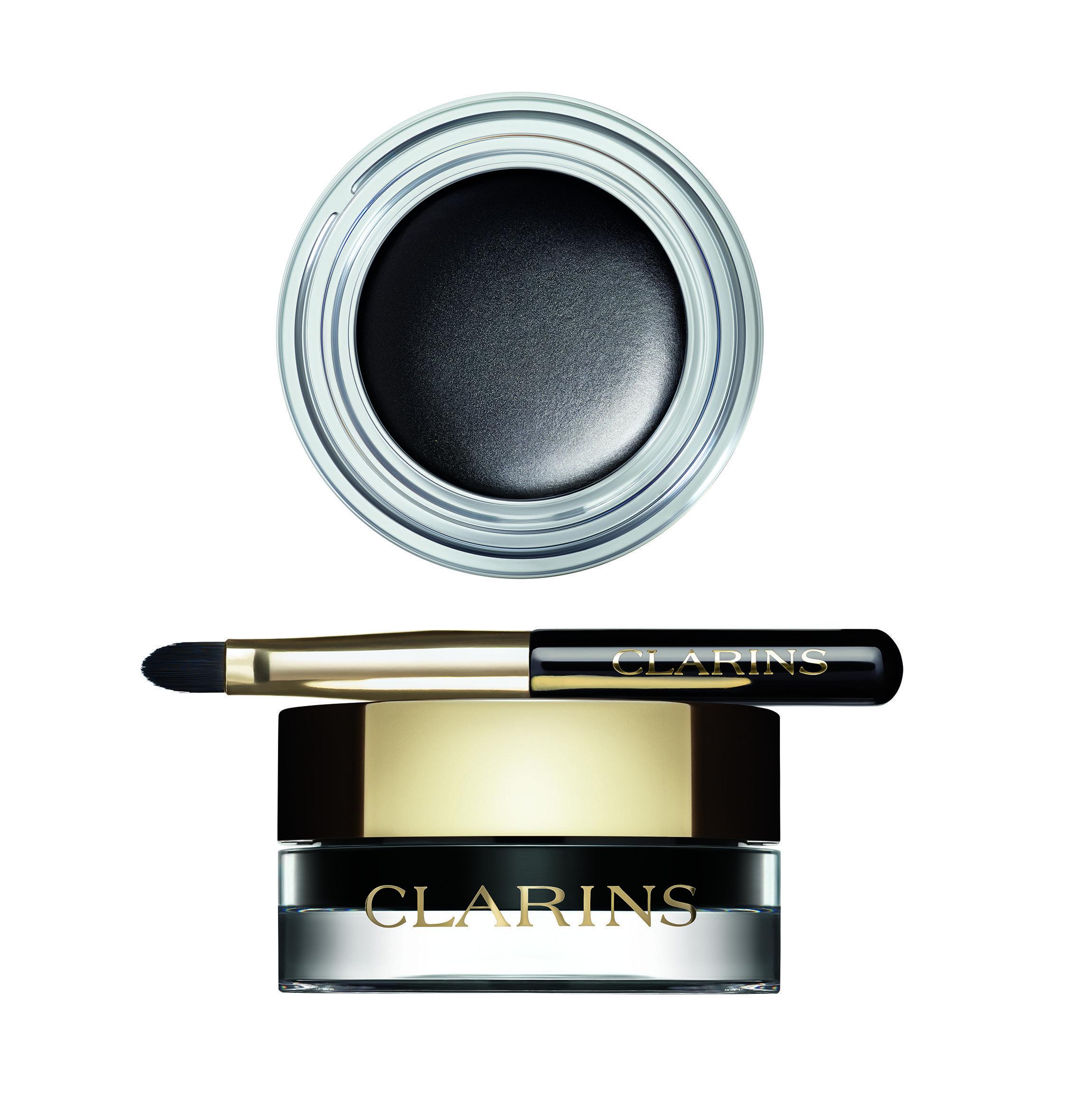 gel eyeliner waterproof nueva colección de maquillaje de Clarins