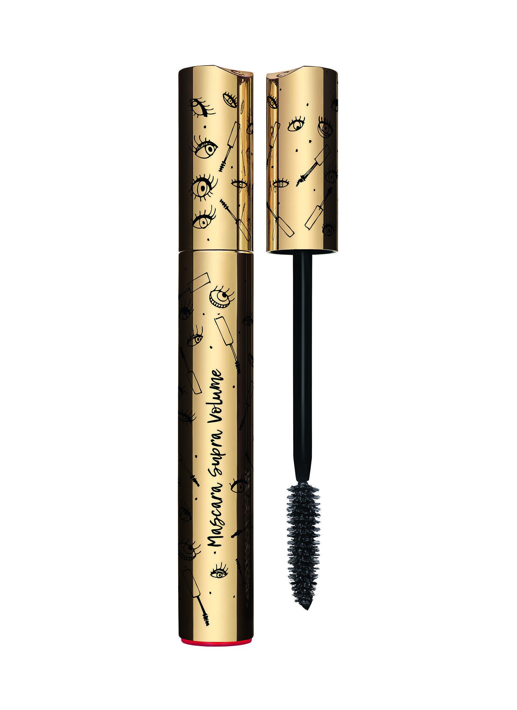 Supra Volume Mascara nueva colección de maquillaje de Clarins