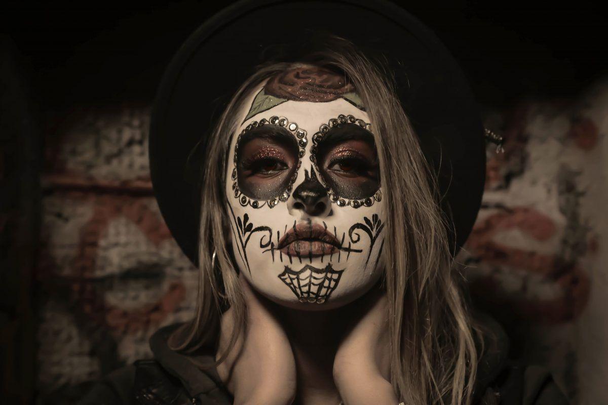 maquillaje ideal para halloween