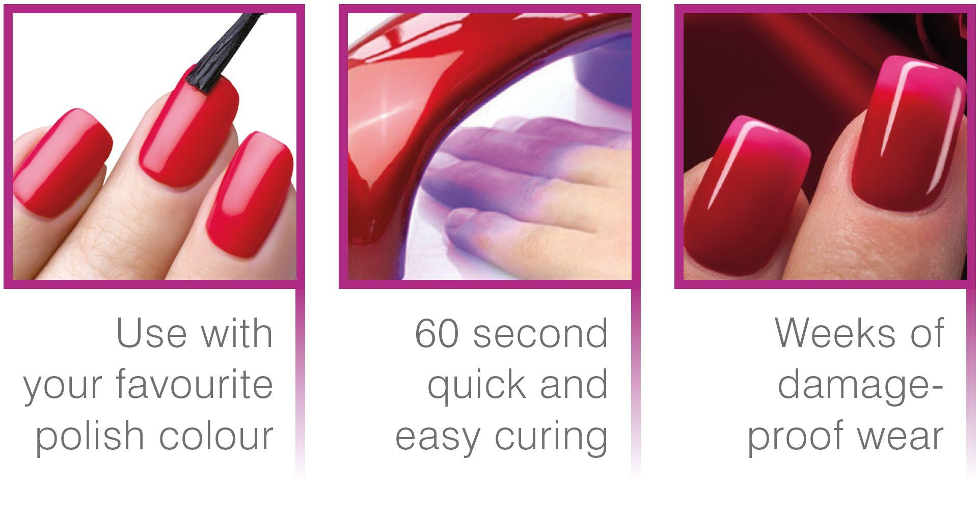 paso a paso kit de manicura permanente