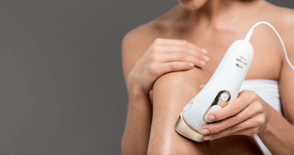 Descubriendo Braun Silk-epil Expert Pro 5, lo último en depilación IPL en casa