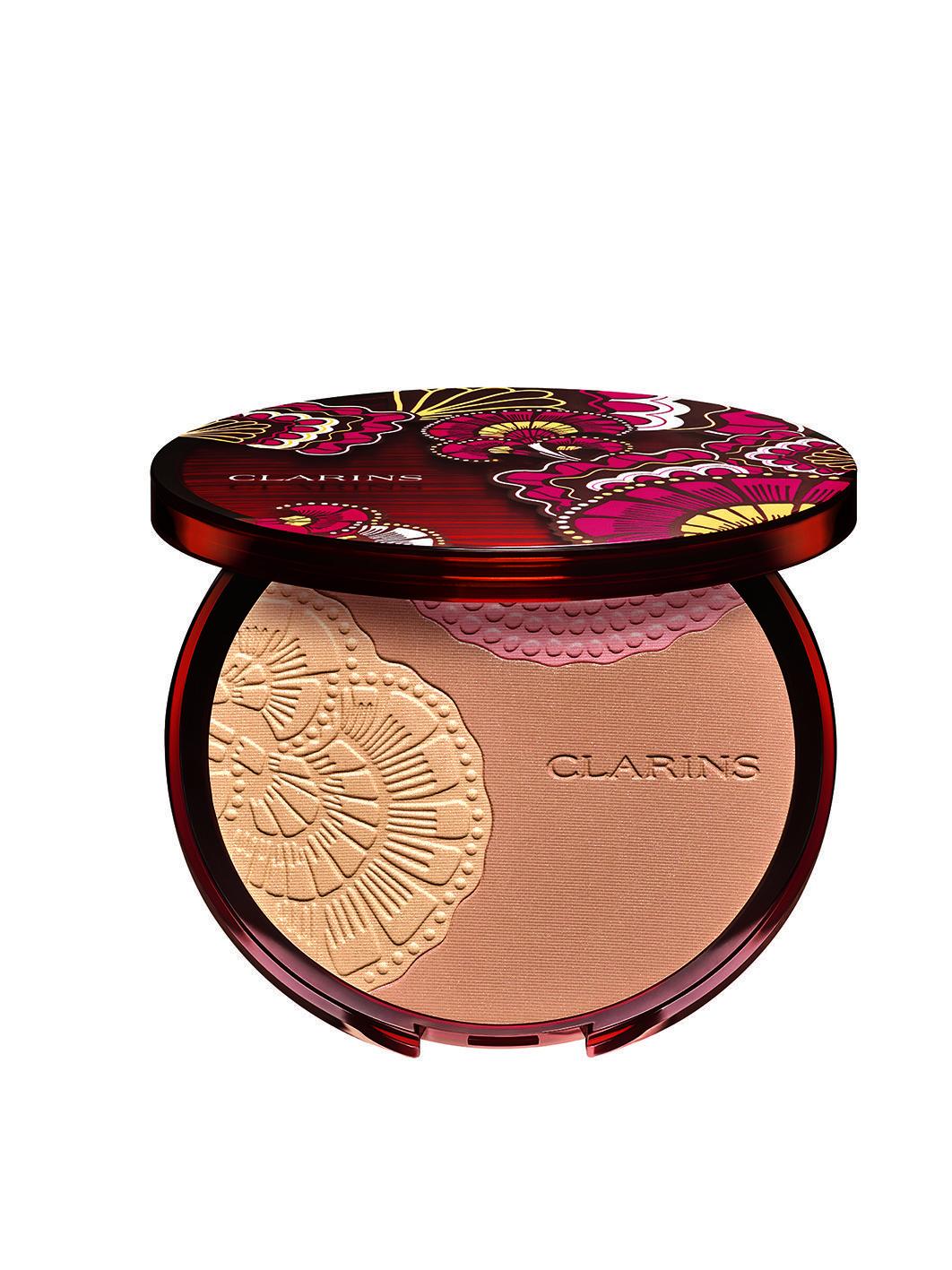 sunkissed clarins colección maquillaje verano 2019 Bronzing Compact