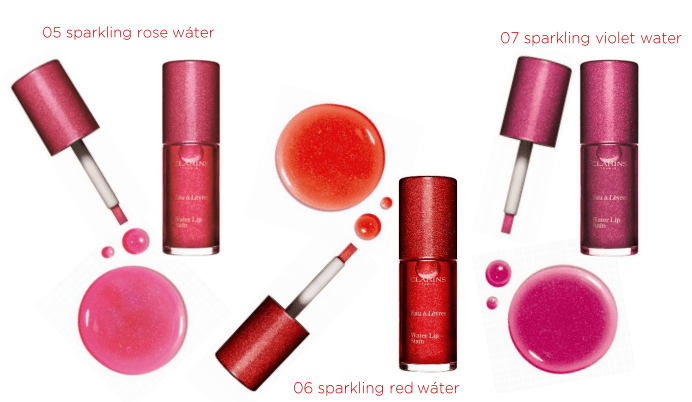 sunkissed clarins colección maquillaje verano 2019 water lip stain