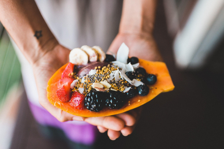 mejores alimentos cada tipo de piel mango